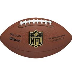 Amerikansk fotball Wilson Str 9 - NFL The Duke Replica