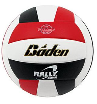 Volleyball Baden Rally (10 stk.) Str. 5 | Treningsball