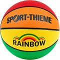 Basketball Sport-Thieme Rainbow Basketball til inne- og utebruk | str 7