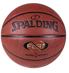 Basketball Spalding NBA Neverflat Basketball til inne- og utebruk | str 7